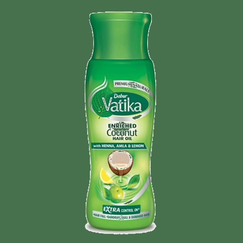 Dabur Vatika Enriched Coconut Hair Oil - 89003343