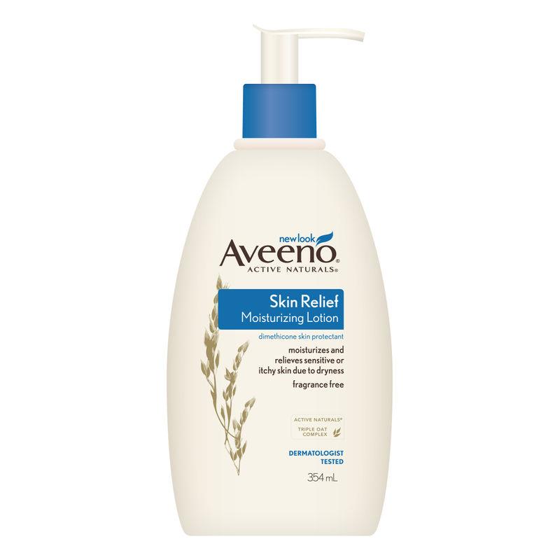 Aveeno Skin Relief Moisturizing Lotion For Sensitive Skin