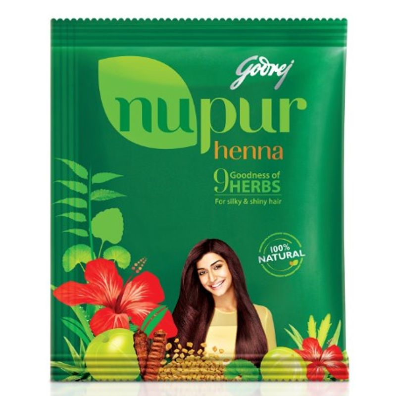 Godrej Nupur Hair Color Buy Godrej Nupur Henna Online In India Nykaa