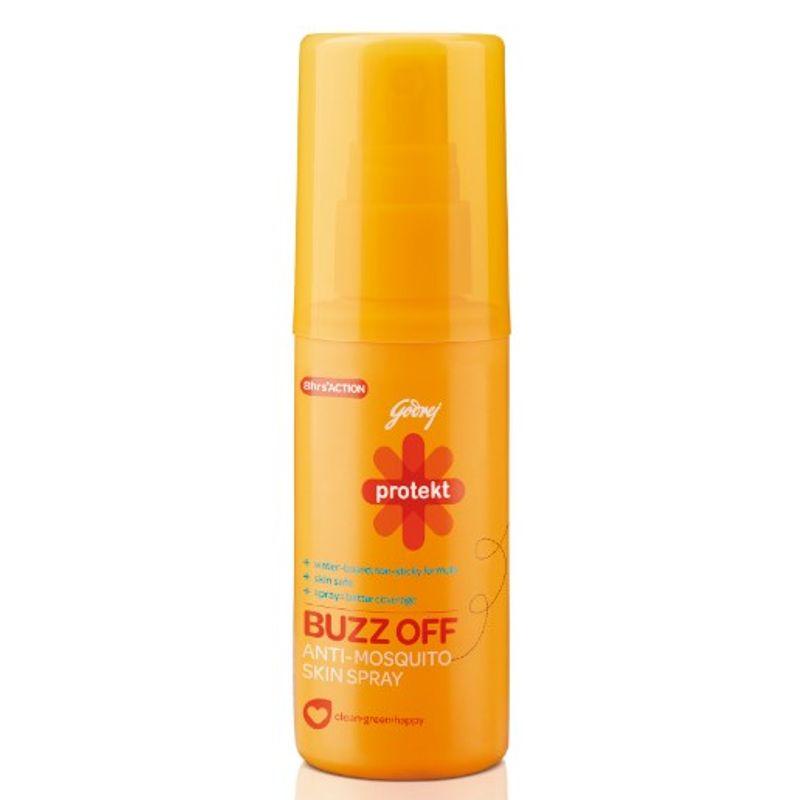 Godrej Protekt Buzz Off Anti-Mosquito Skin Spray