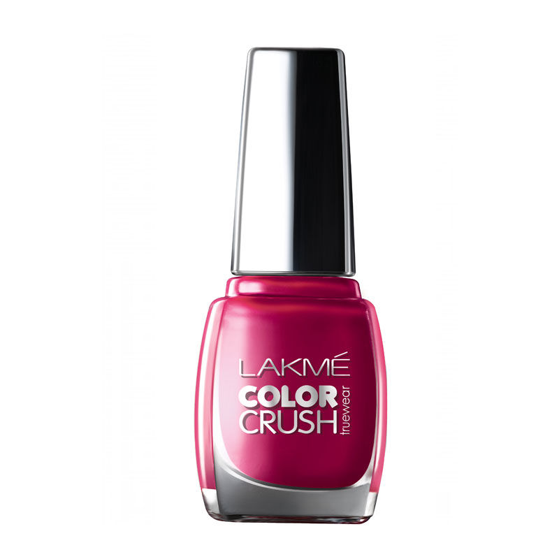 Lakme Nail Polish - Buy Lakme True Wear Color Crush Online in India ...