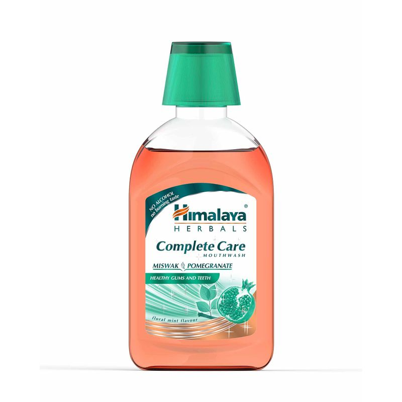 Himalaya Herbals Complete Care Mouthwash