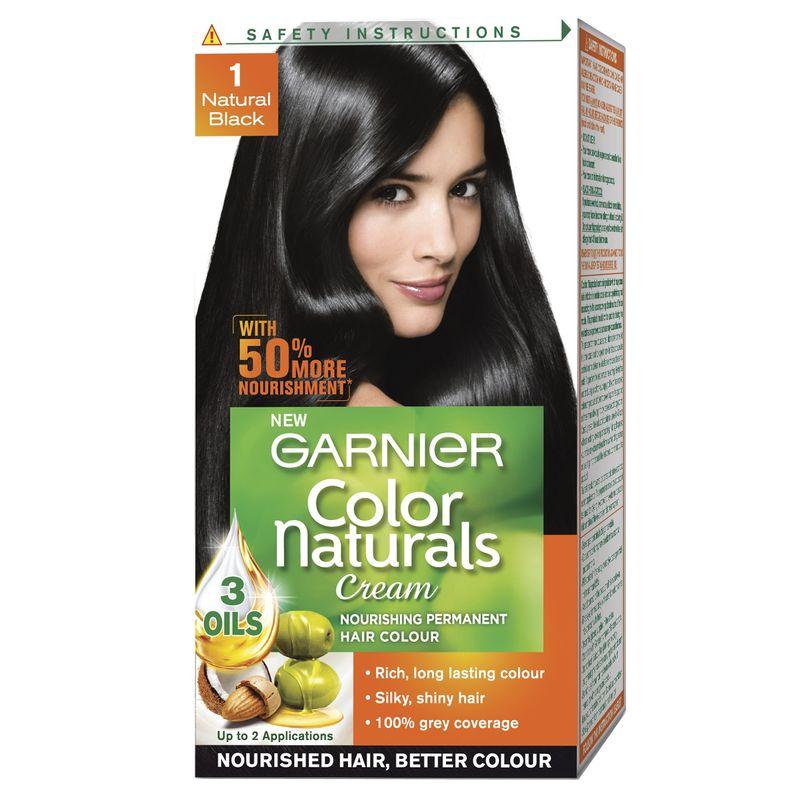 Garnier Hair Color Buy Garnier Color Naturals 1 Natural Black 50