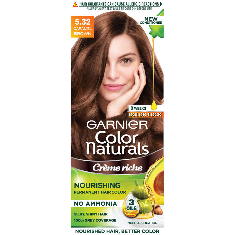 Garnier Color Naturals At Nykaa Com
