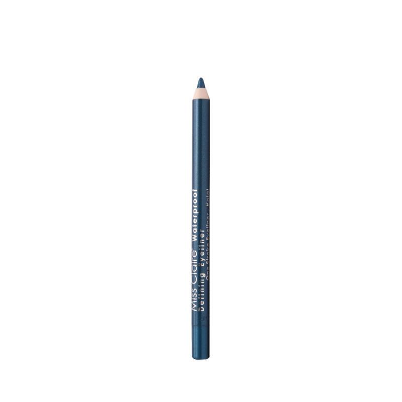 Miss Claire Waterproof Defining One Stroke Eyeliner Kajal - Turquoise