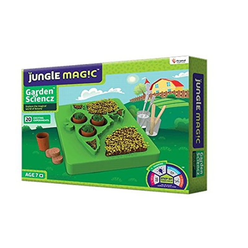 Jungle Magic Garden Sciencz