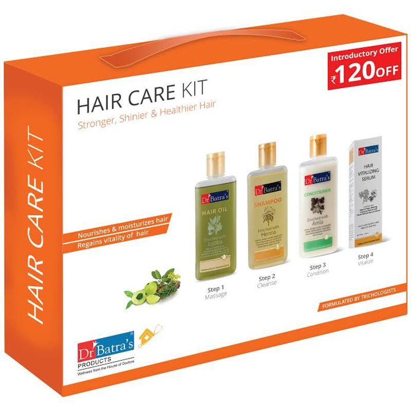 Dr. Batras Hair Care Kit (Rs.118 Off)