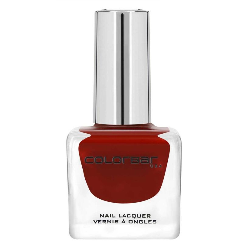 Colorbar Luxe Nail Lacquer - Riot Red 059