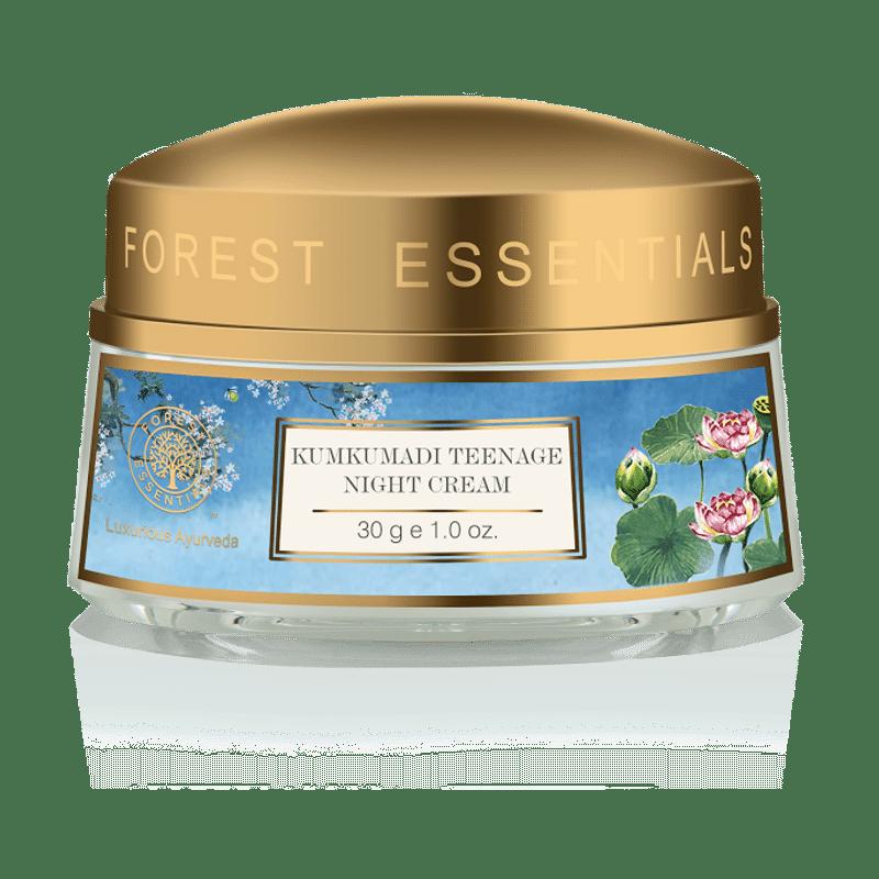Forest Essentials Kumkumadi Teenage Night Cream