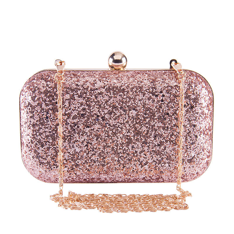 Nykaa Party Edit Clutch - Rose Gold Diva at Nykaa.com a6052fdb09