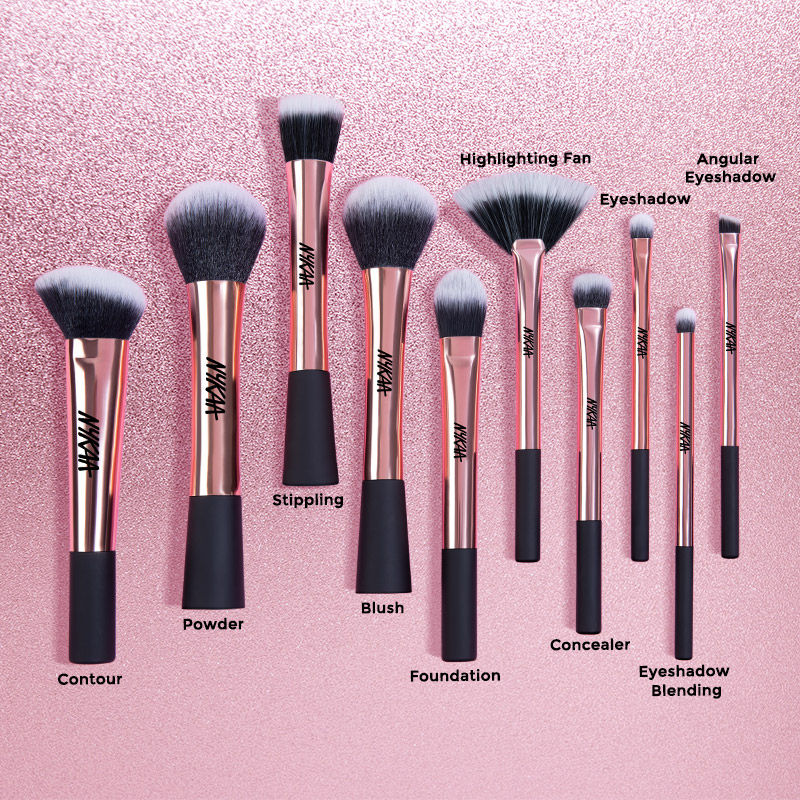 Makeup Brushes & Tools: Buy Makeup Brushes & Tools Online in India | Nykaa