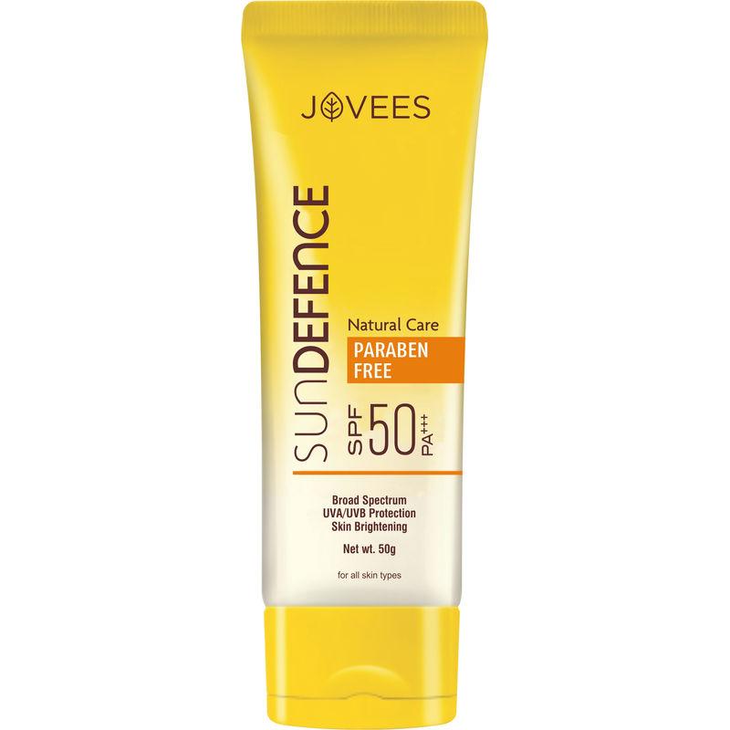 7c4d4bdba3 Buy Jovees Sun Defence Cream SPF 50 +++ at Nykaa.com