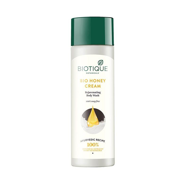 Biotique Bio Honey Cream Honey Rejuvenating Body Wash