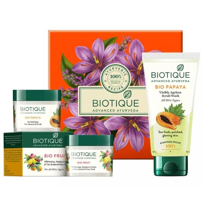 Biotique Skin Lightening Beauty Box
