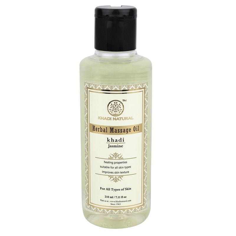 Khadi Natural Jasmine Herbal Massage Oil