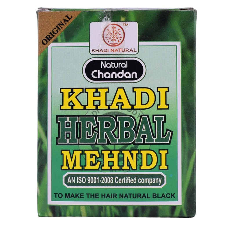 Khadi Natural Hair Color Buy Khadi Natural Herbal Black Mehndi
