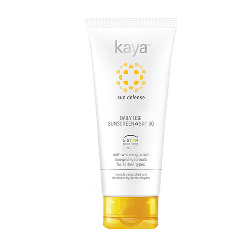 01e538d4f7 Buy Kaya Daily Use Sunscreen + SPF 30 at Nykaa.com