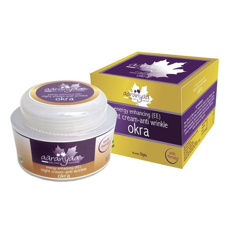 Aaranyaa Energy Enhancing (Ee) Anti-Wrinkle Night Cream