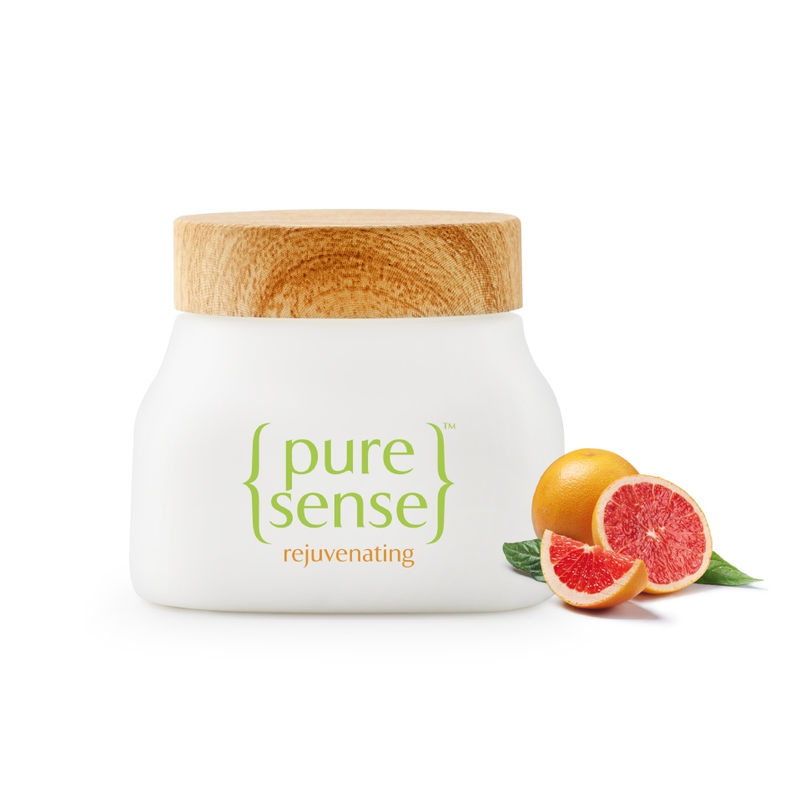 PureSense Grapefruit Revitalising Body Cream - Sulphate And Paraben Free