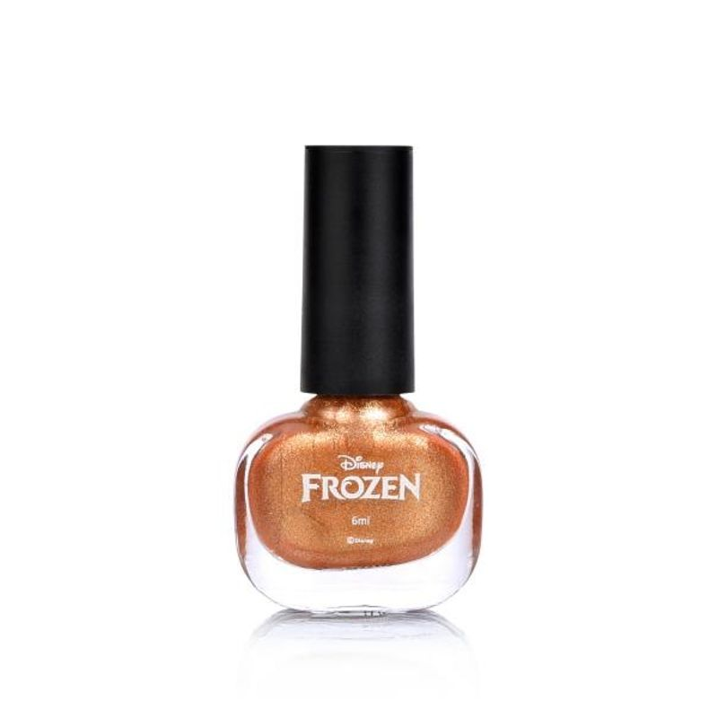 Disney Frozen Nail Polish - Gold Shimmer