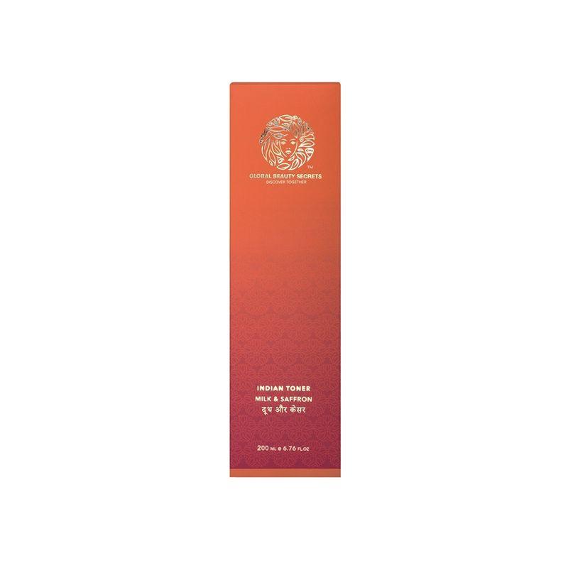909a7e41fda Global Beauty Secrets Indian Milk   Saffron Toner at Nykaa.com
