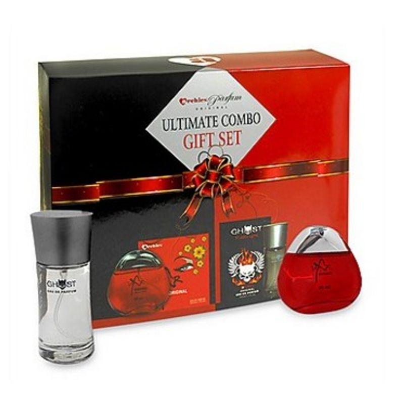 Archies Ultimate Gift Set -1Pc Ghost Black EDP (50 Ml) +1Pc UXR Original Deodorant (150 Ml)