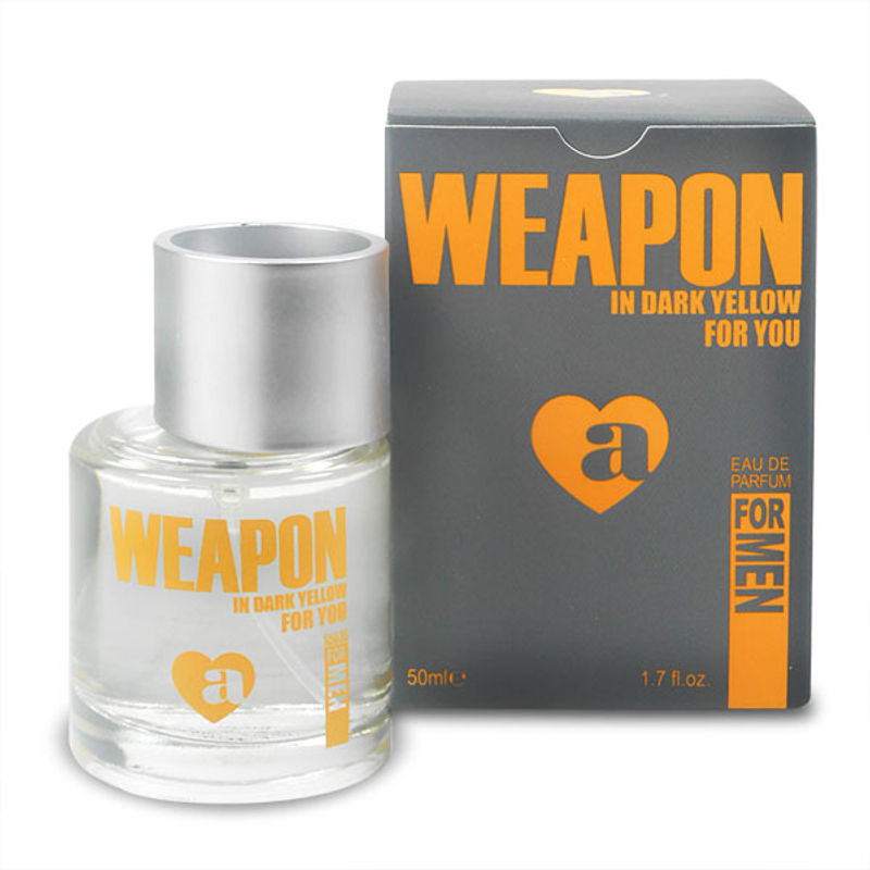 Archies Weapon In Dark Yellow Eau De Parfum For Men