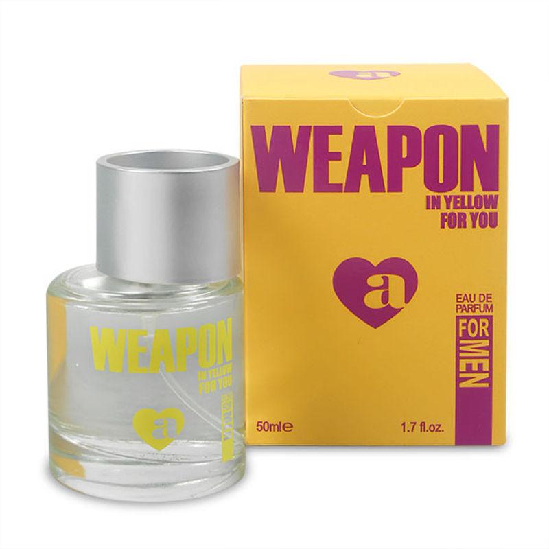 Archies Weapon In Yellow Eau De Parfum For Men