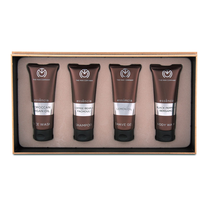 The Man Company Starter Kit - Set Of 4