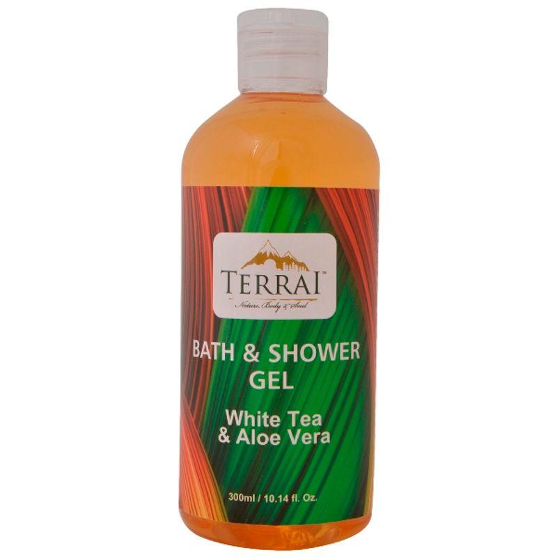Terrai White Tea & Aloe Vera Shower Gel