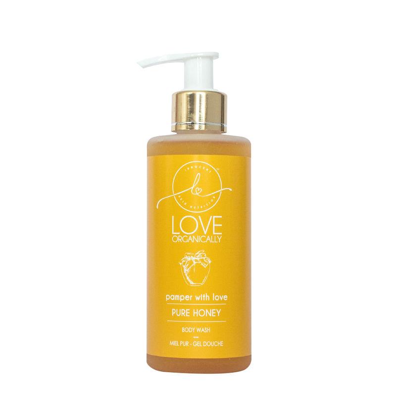 Love Organically Pure Honey Body Wash