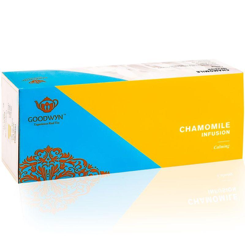 Goodwyn Chamomile Infusion 100 Tea Bags