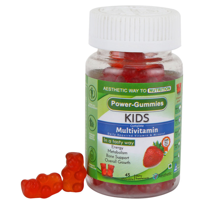 Power Gummies Kids - Multivitamin