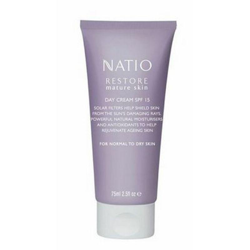 Natio Restore Mature Skin Day Cream SPF 15