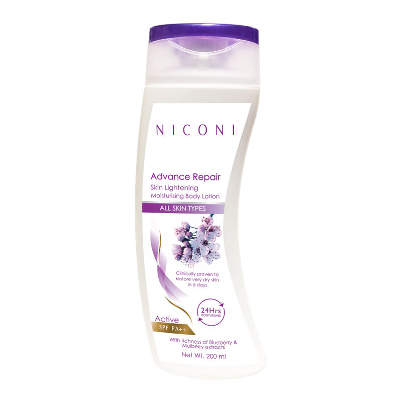 Niconi Advance Repair Skin Lightening Moisturising Body Lotion