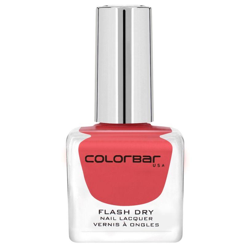 Colorbar Nail Polish - Buy Colorbar Flash Dry Nail Lacquer Online in ...