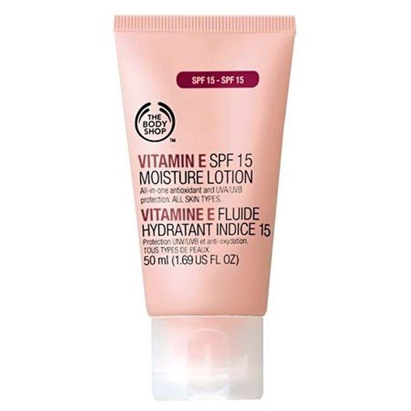 The Body Shop Vitamin E Face Moisture Lotion SPF 15