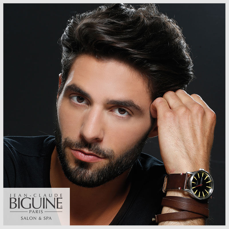Jean Claude Biguine - Hair Cut For Men By Stylist