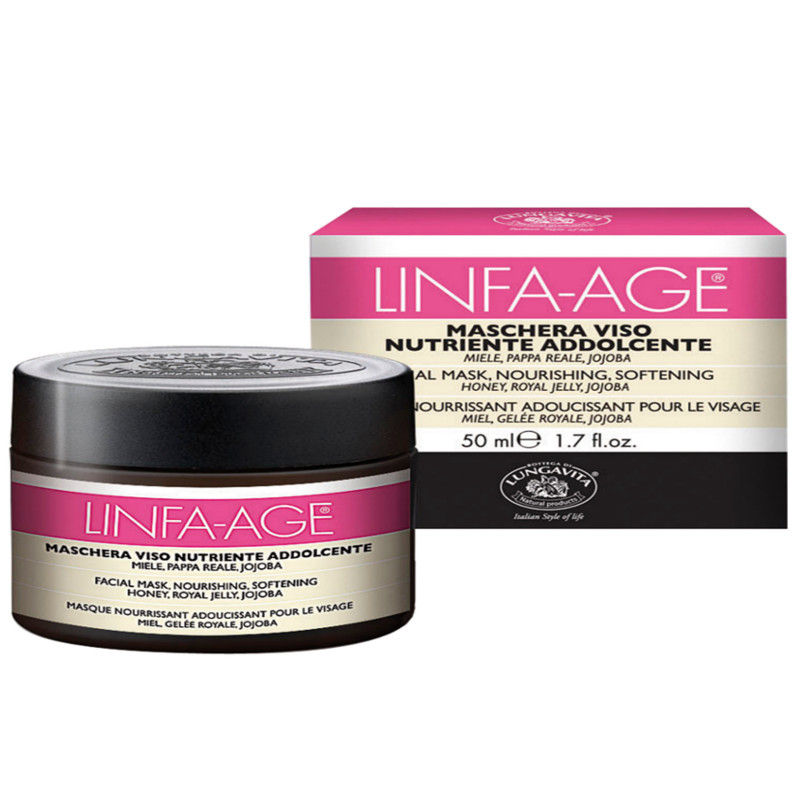 Bottega Di Lungavita Linfa Age Nourishing & Softening Facial Mask