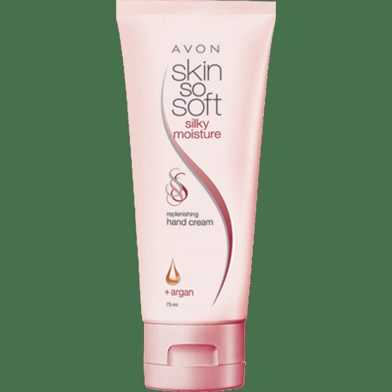 Avon Skin So Soft Silky Moisture Replenishing Hand Cream