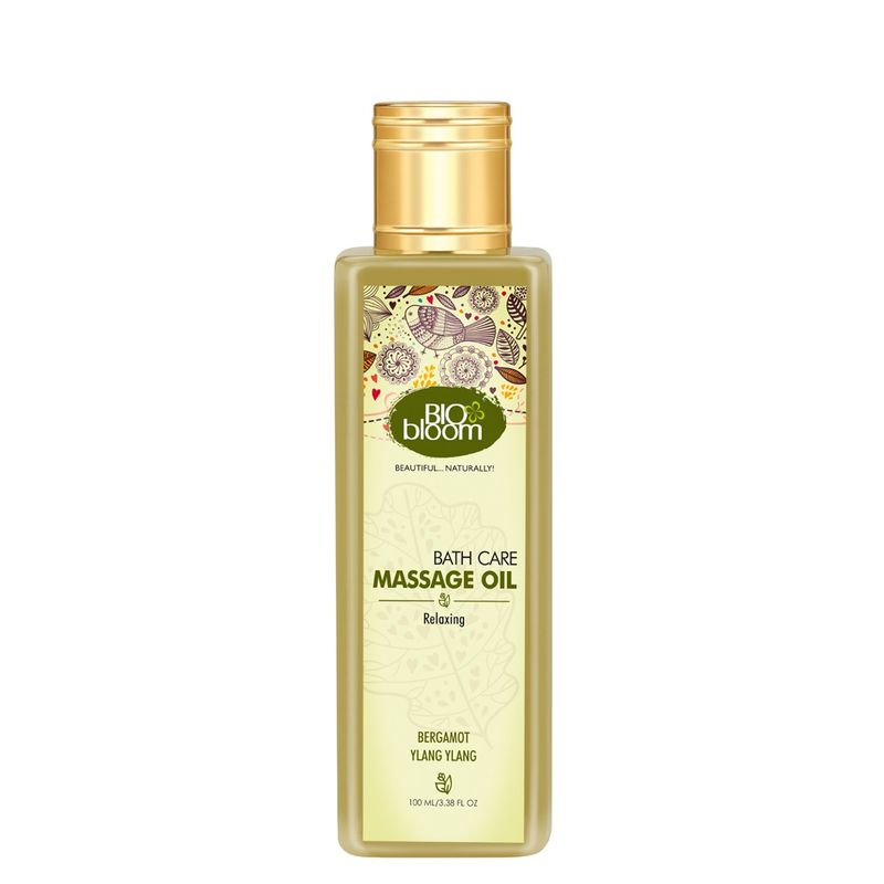 Biobloom Relaxing Massage Oil