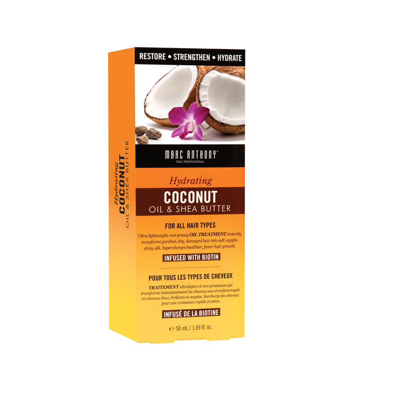 Marc Anthony Hydrating Coconut Oil & Shea Butter For All Hair Types
