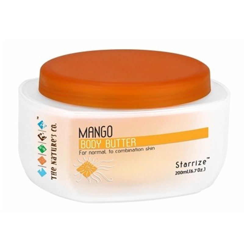 The Nature's Co. Mango Body Butter