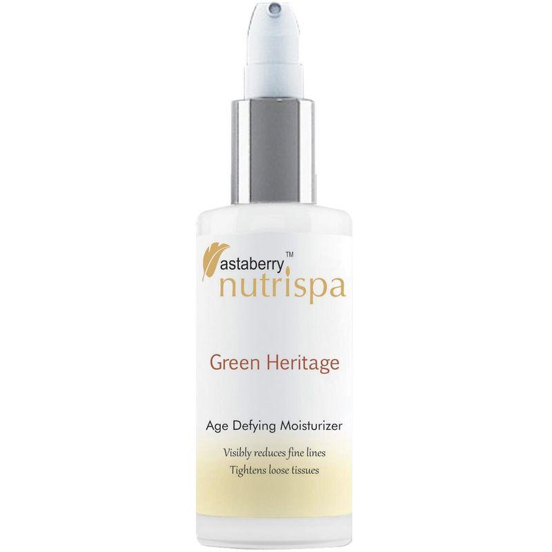 Nutrispa Green Heritage Age Defying Moisturizer