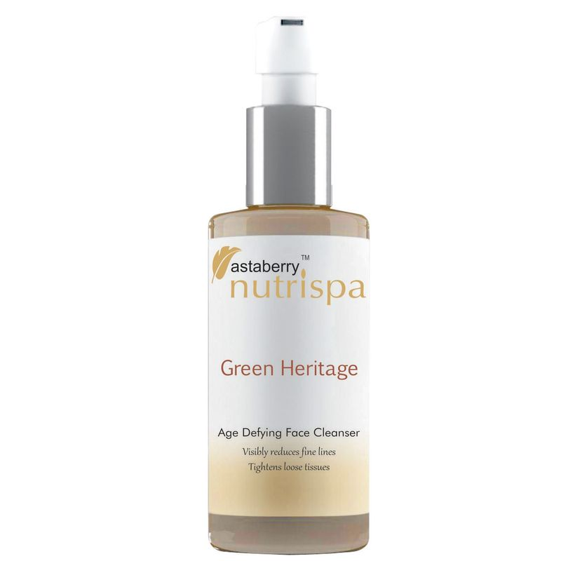 Nutrispa Green Heritage Age Defying Face Cleanser