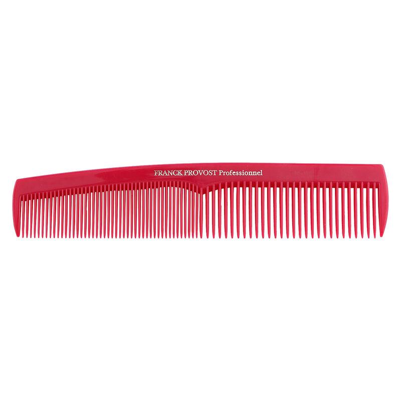Franck Provost Antistatic Detangling Hair Comb - Wine Red
