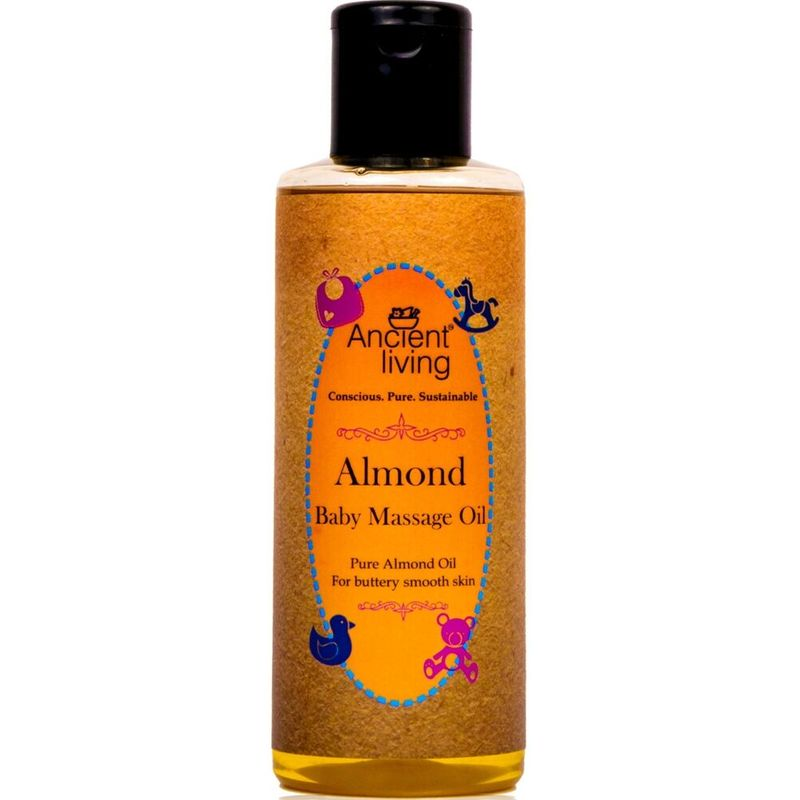 Ancient Living Almond Baby Massage Oil - ANCTL_ABMO