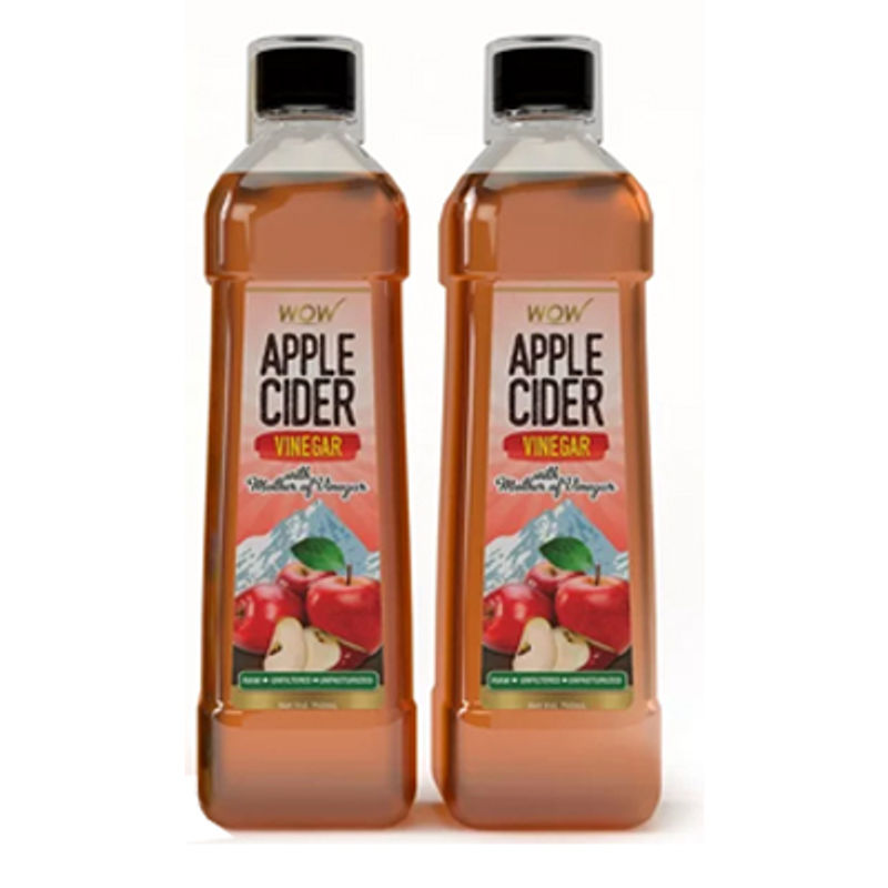WOW Apple Cider Vinegar (Buy 1 Get 1)