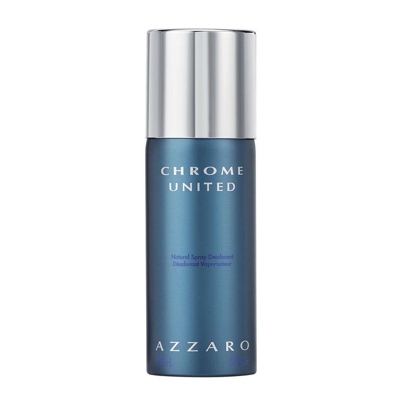Azzaro Chrome United Deodorant For Men