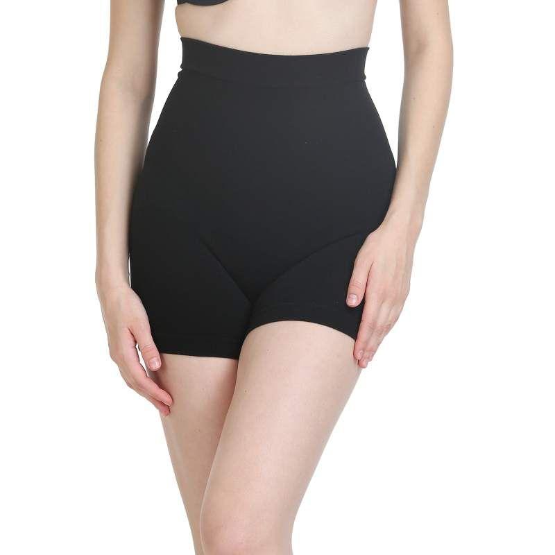 963963a13a2ef Bodycare S-13B Hi Waist Briefs Shapewear Panty - Black at nykaa.com